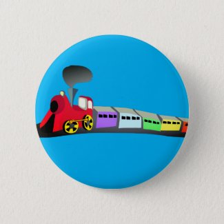 Love trains button