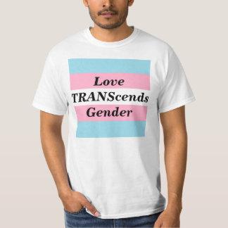 Love TRANScends Gender Male T-Shirt