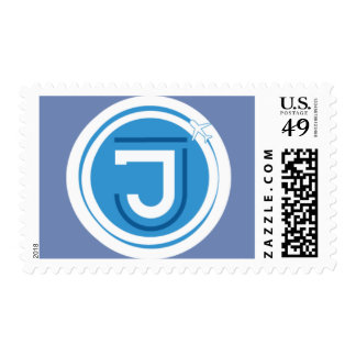 Love Travel 1st Class Stamp