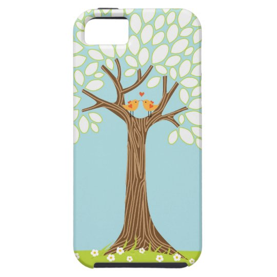 Love Tree (Day) iPhone SE/5/5s Case