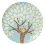 Love Tree (Day) Party Plates