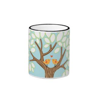 Love Tree (Day) Ringer Mug