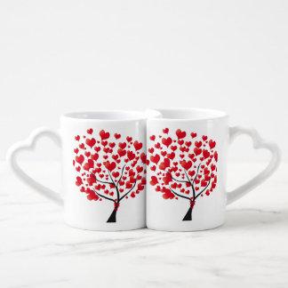 Love Tree Lovers Mugs