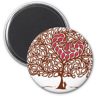 Love Tree Magnet