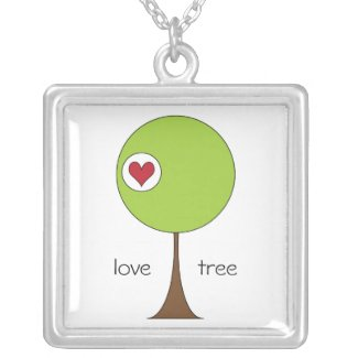 Love Tree Necklace necklace