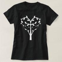 love tree ornate T-Shirt