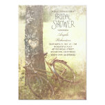 love tree rustic country bridal shower invite