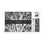 Love Tree Stamp