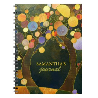Love Trees Art Personal or Business Journal Notebooks