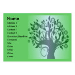 Love Trees Business Card