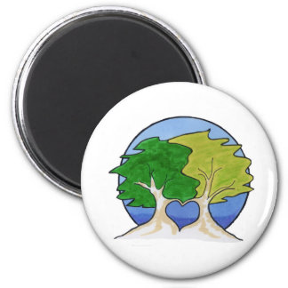 Love trees.jpg fridge magnets