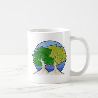 Love trees.jpg classic white coffee mug