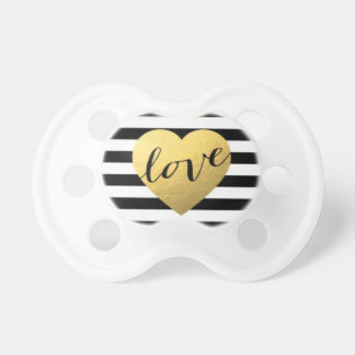 """Love"" Trendy Pacifier"