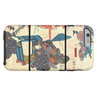 Love Triangle 1848 Tough iPhone 6 Case