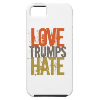 Love Trumps Hate iphone 5/5s iPhone SE/5/5s Case