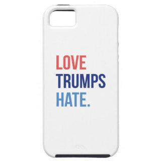 Love Trumps Hate iPhone SE/5/5s Case