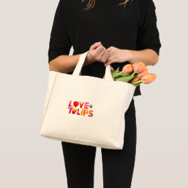 Love Tulips & Bee featuring Ottawa Tulip Tote Bag