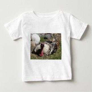 love turkeys don't eat them baby T-Shirt