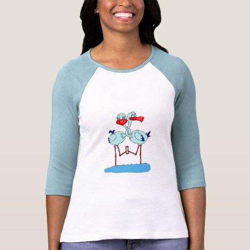 Love (Twisted) Tee Shirts