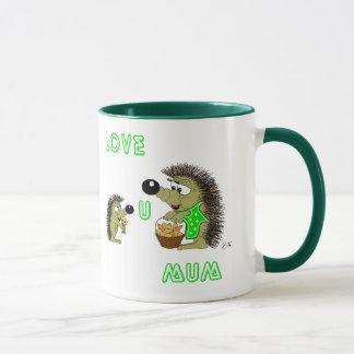 Love U Mum Mug