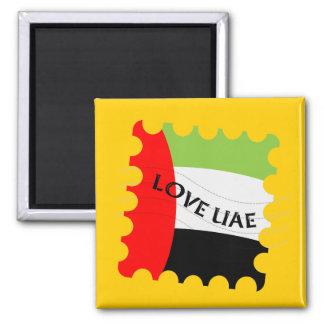 Love UAE Magnet