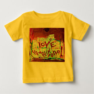 love unconditional baby T-Shirt