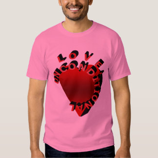 Love, Unconditional T-Shirt
