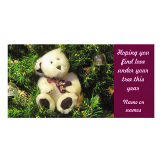 Love under the Christmas Tree Card