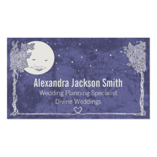 Love Under the Stars, Business Card Templates