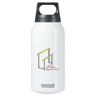 Love Uneven Bars 10 Oz Insulated SIGG Thermos Water Bottle