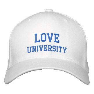 Love University Baseball Cap