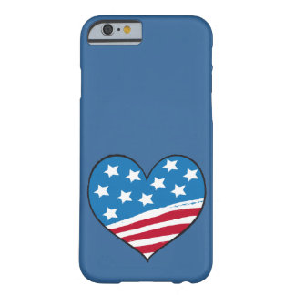 Love USA Barely There iPhone 6 Case