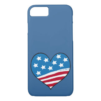 Love USA iPhone 7 Case