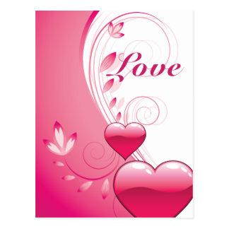 Love Valentine's Day custom gifts Postcard