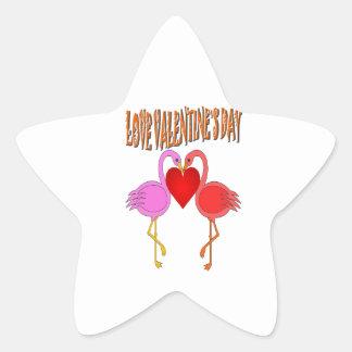 Love Valentine`s Day Sticker