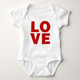 Love - Valentines Day Adore Gift romance romantic Baby Bodysuit