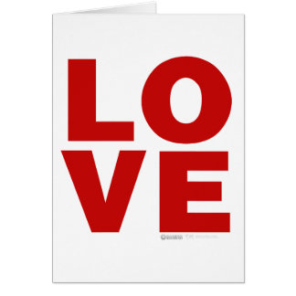 Love - Valentines Day Adore Gift romance romantic Card