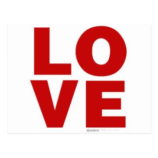 Love - Valentines Day Adore Gift romance romantic Postcard