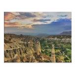 love valley in Capadoccia Postcards
