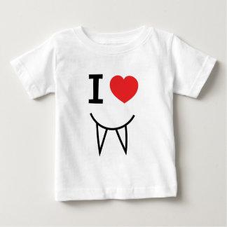 Love Vampires Baby T-Shirt
