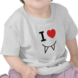 Love Vampires Tshirt