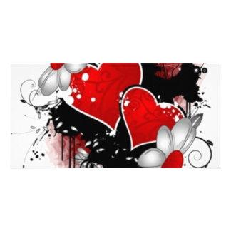 love vectors card