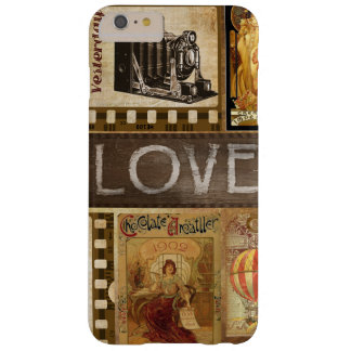 Love - Vintage Barely There iPhone 6 Plus Case