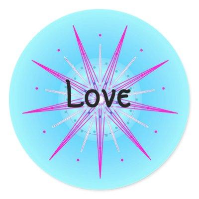 Love (Virtue sticker)