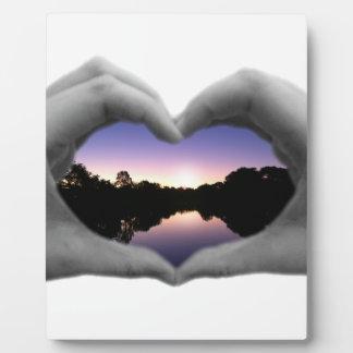 Love Vision Plaque