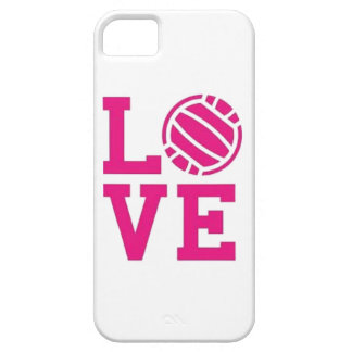 Love Volleyball phone case iPhone 5 Cases