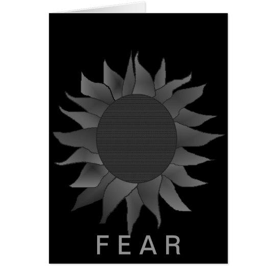 Love vs Fear Card