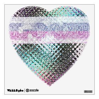 Love~ Wall Sticker
