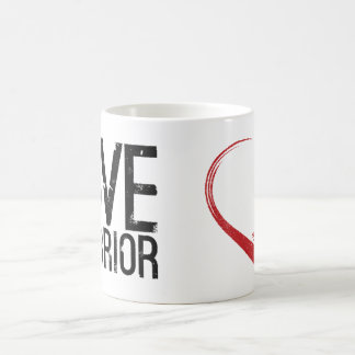 Love Warrior Classic Mug