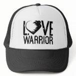 Love Warrior Trucker Hat<br><div class='desc'>Love Warrior Trucker Hat</div>